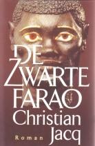Cover: De zwarte farao - Christian Jacq
