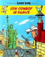 Cover: Een cowboy in Parijs - Lucky luke