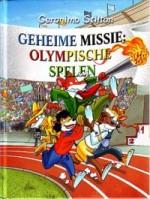 Cover: Geheime missie, olympische spelen - Geronimo stilton