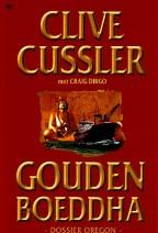 Cover: Gouden boeddha - Clive cussler