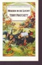 Cover: Heksen in de lucht, deel 12 van de schijfwereld - Terry pratcett
