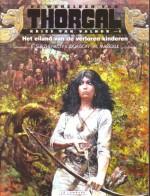 Cover: Het eiland van de verloren kinderen - Kriss van valnor (thorgal)