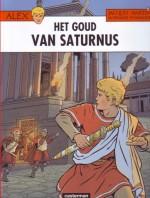 Cover: Het goud van saturnus - Alex
