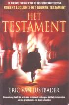 Cover: Het testament - Eric van Lustbader