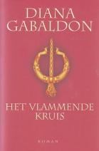 Cover: Het vlammende kruis - Diana Gabaldon