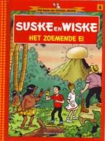 Het zoemende ei - Suske en wiske