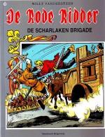 Nr 101 De scharlaken orde  - De rode ridder