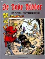 Nr 103 de gezellen van Nimrod - De rode ridder