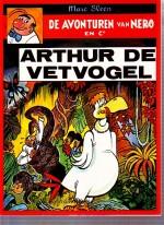 Nr 10 Arthur de vetvogel - Nero standaard