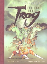 Nr 10 De opstandelingen van Darshan - Trollen van Troy