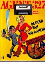 Cover: Nr 11 de ogen van wu manchu - Agent 327