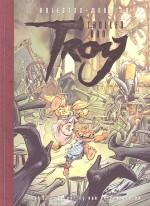 Cover: Nr 13 De oorlog van de veelvraten - Trollen van Troy