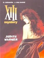 Cover: Nr 13 Judith Warner - Dertien mystery (XIII)