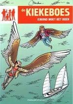 Cover: Nr 154 Iemand moet het doen - Kiekeboe(s)