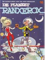 Nr 16 de planeet Ranxerox - De minimensjes