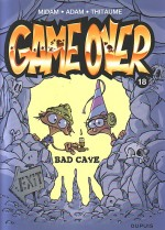 Cover: Nr 18 Bad cave - Game over