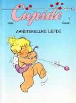 Cover: Nr 1 Aanstekelijke liefde - Cupido