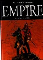 Cover: Nr 1 De spookgeneraal - Empire