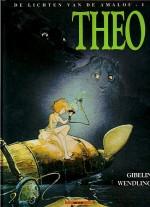 Cover: Nr 1 Theo - De lichten van de Amalou