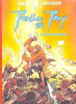 Cover: Nr 1 Trollenmythes - Trollen van Troy