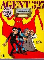 Cover: Nr 1 dossier heksenkring& dossier onder water - Agent 327