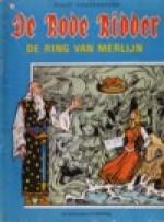Nr 22 De ring van Merlijn - De rode ridder