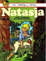 Nr 23 In het spoor van de blauwe sperwer - Natasja