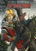 Cover: Nr 258 De hellehond - De rode ridder