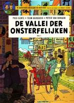 Cover: Nr 25 De vallei der onsterfelijken - Blake en Mortimer