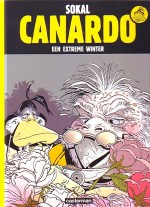 Cover: Nr 25 een extreme winter - Canardo