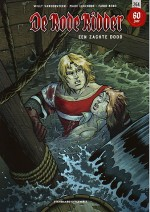 Cover: Nr 264 Een zachte dood - De rode ridder gekleurd