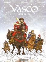 Nr 29 Goud en ijs - Vasco