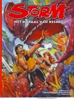 Cover: Nr 29 Het koraal van Kesmee - Storm
