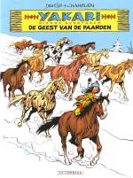 Cover: Nr 2 De geest van de paarden - Yakari ( nieuwe avonturen )