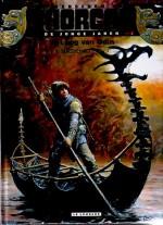 Cover: Nr 2 Het oog van Odin - De jonge jaren van thorgal