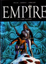 Cover: Nr 2 Lady Shelley - Empire
