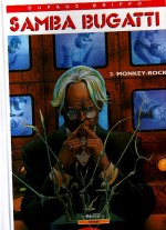Cover: Nr 2 monkey-rock - Samba Bugatti
