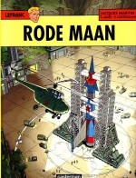 Cover: Nr 30 rode maan - Lefranc