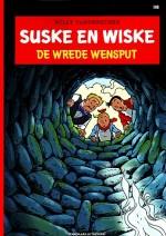 Cover: Nr 348 De wrede wensput - Suske en wiske nrs 67 en hoger