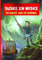 Cover: Nr 350 De nacht van de narwal - Suske en wiske nrs 67 en hoger