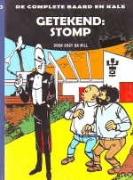 Cover: Nr 3 getekend Stomp - Baard en Kale integraal luxe