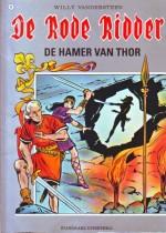 Nr 45 De hamer van Thor - De rode ridder