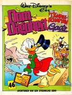 Cover: Nr 46 de tempel schatten van Gaos - Dagobert duck