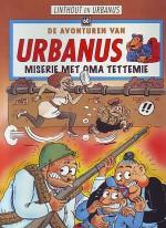 Cover: Nr 60 Miserie met oma tettemie - Urbanus