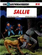 Nr 62 Sallie - De blauwbloezen
