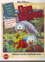 Cover: Nr 62 Schat onder glas, keiharde zaken, tijd is geld - Dagobert duck