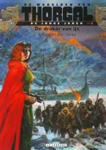 Cover: Nr 6 De drakar van ijs - De jonge jaren van thorgal