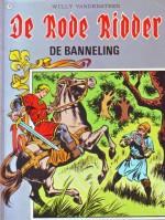 Nr 79 De banneling - De rode ridder