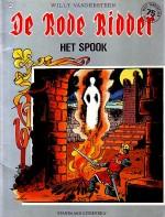 Cover: Nr 83 Het spook - De rode ridder