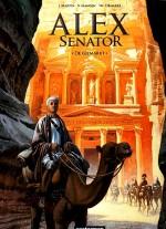 Cover: Nr 8 de gifmarkt - Alex senator